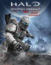 Halo: Spartan Assault dvd cover