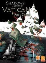 Shadows on the Vatican - Act I: Greed dvd cover