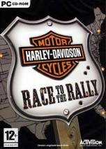 Harley-Davidson Motorcycles: Race to the Rally dvd cover