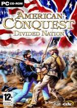American Conquest: Divided Nation dvd cover