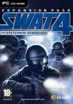 SWAT 4: The Stetchkov Syndicate dvd cover