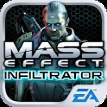 MASS EFFECT™ INFILTRATOR dvd cover