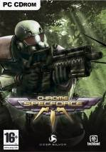 Chrome SpecForce dvd cover