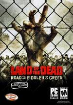 Land of the Dead: Road to Fiddler's Green dvd cover