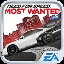 Need for Speed: Most Wanted dvd cover