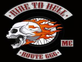Ride to Hell: Route 666 dvd cover
