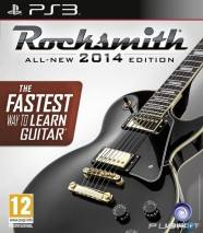 Rocksmith 2014 Edition cd cover