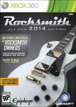 Rocksmith 2014 Edition dvd cover