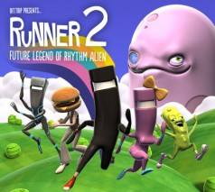 Bit.Trip Presents Runner 2: Future Legend of Rhythm Alien cd cover