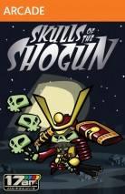 Skulls of the Shogun dvd cover