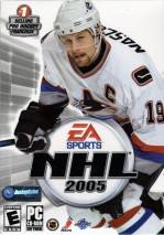 NHL 2005 dvd cover