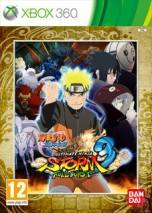 Naruto Shippuden Ultimate Ninja Storm 3 Full Burst dvd cover