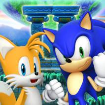 Sonic The Hedgehog 4™ Episode II dvd cover