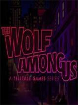 The Wolf Among Us dvd cover