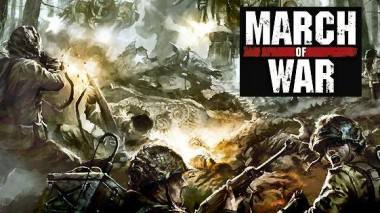 March of War Cover