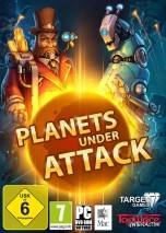Planets Under Attack poster