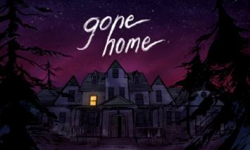 Gone Home dvd cover