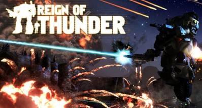 Reign of Thunder dvd cover