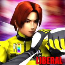 Fighting Tiger - Liberal dvd cover