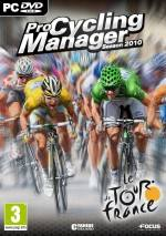 Pro Cycling Manager 2010 dvd cover