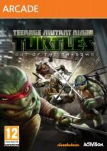 Teenage Mutant Ninja Turtles: Out of the Shadows dvd cover