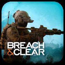 Breach & Clear dvd cover