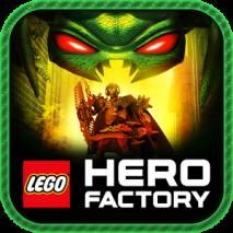 LEGO® Hero Factory Brain Attack dvd cover
