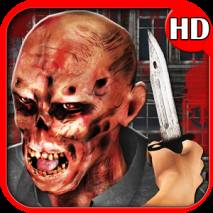 Knife King-Zombie War 3D HD dvd cover