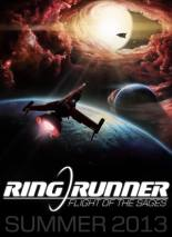 Ring Runner: Flight of Sages dvd cover