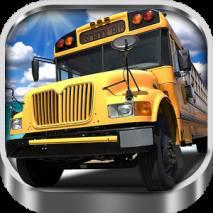 Roadbuses Bus Simulator 3D dvd cover