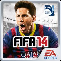 FIFA 14 by EA SPORTS™ dvd cover