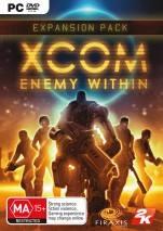 XCOM: Enemy Within poster