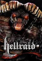 Hellraid dvd cover