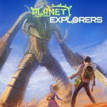 Planet Explorers dvd cover