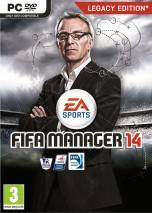 FIFA Manager 14 dvd cover
