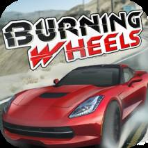 Burning Wheels 3D Racing dvd cover