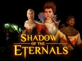 Shadow of the Eternals dvd cover