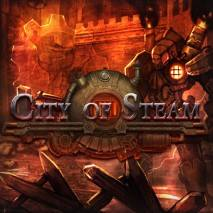 City of Steam poster