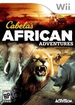 Cabela's® African Adventures dvd cover