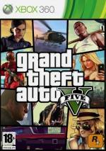 GTA V dvd cover