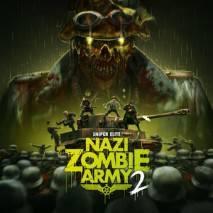 Sniper Elite: Nazi Zombie Army 2 dvd cover