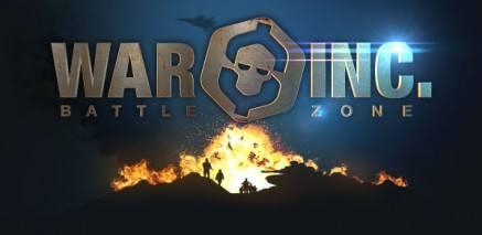 War Inc. Battlezone dvd cover