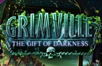 Grimville: The Gift of Darkness Cover