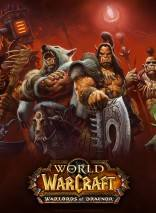 World of Warcraft: Warlords of Draenor  dvd cover
