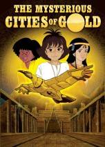 The Mysterious Cities of Gold dvd cover
