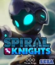 Spiral Knights dvd cover