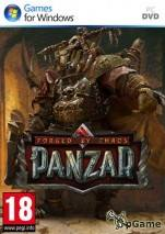 Panzar dvd cover