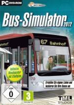 Bus-Simulator 2012 dvd cover