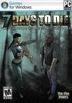 7 Days to Die dvd cover