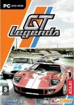 GT Legends dvd cover